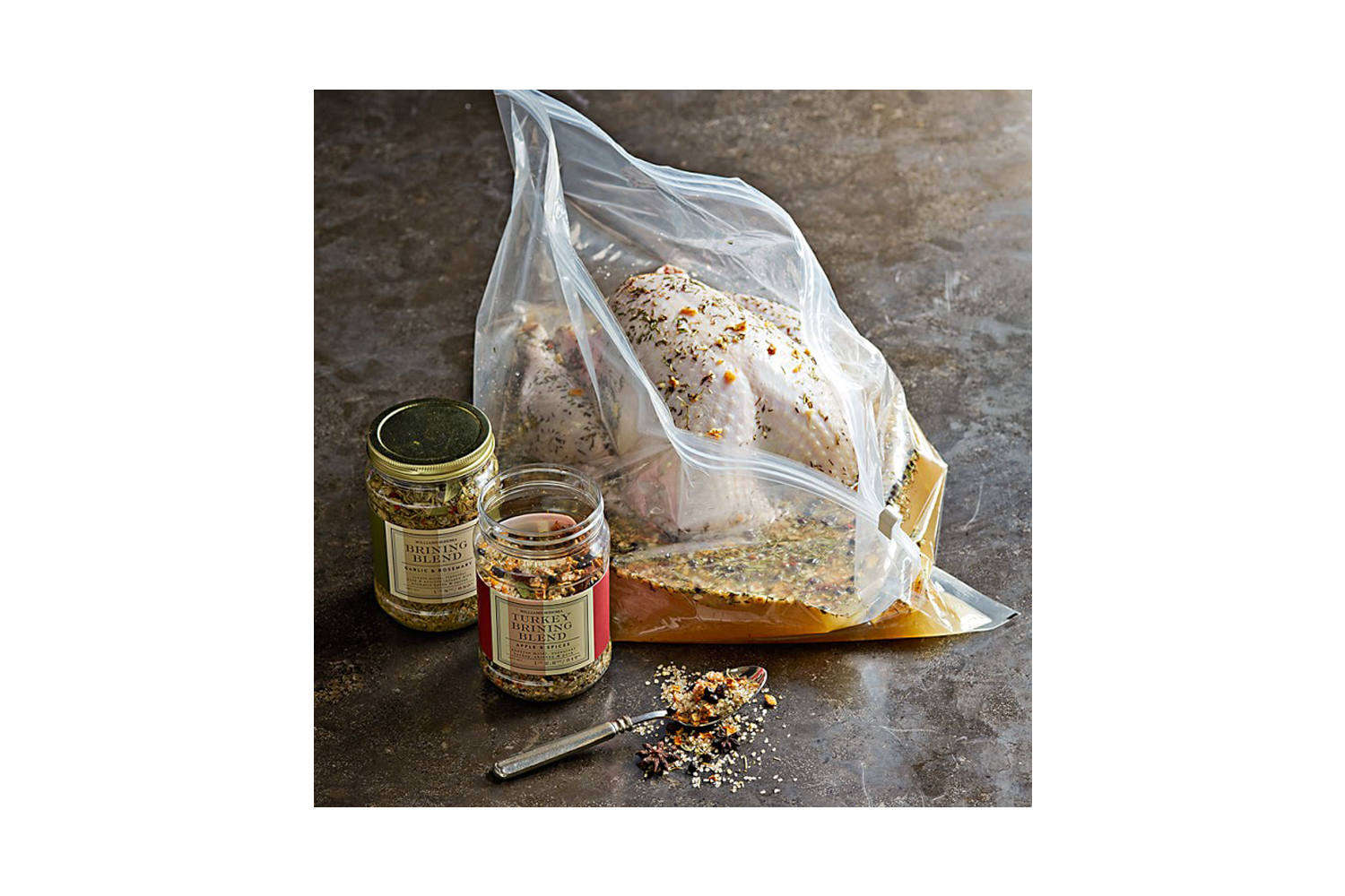 Williams Sonoma Brining Bags