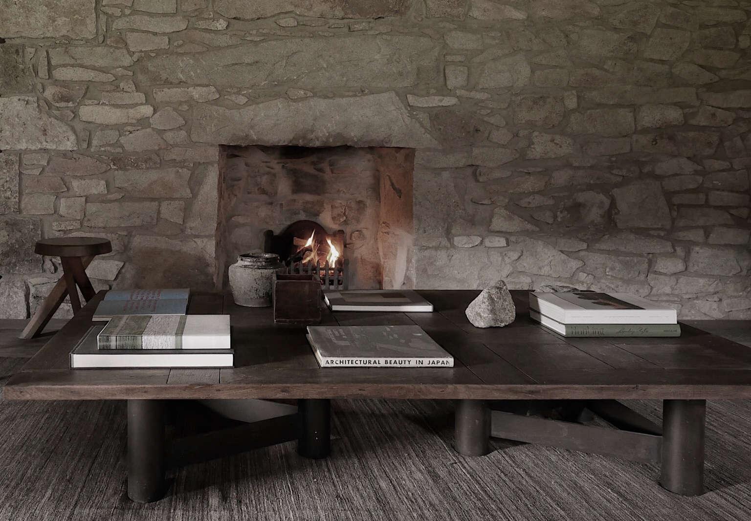 gairnshiel lodge scotland luxury rental retreat lounge 8