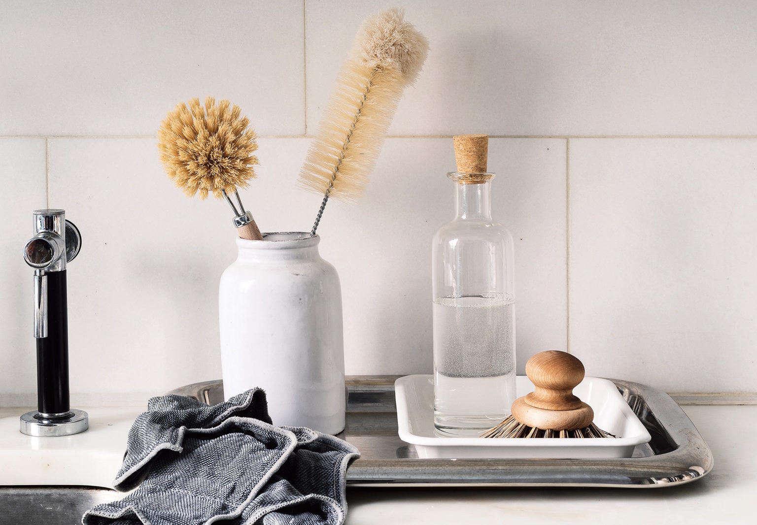 organized home book sink detail matthew williams crop