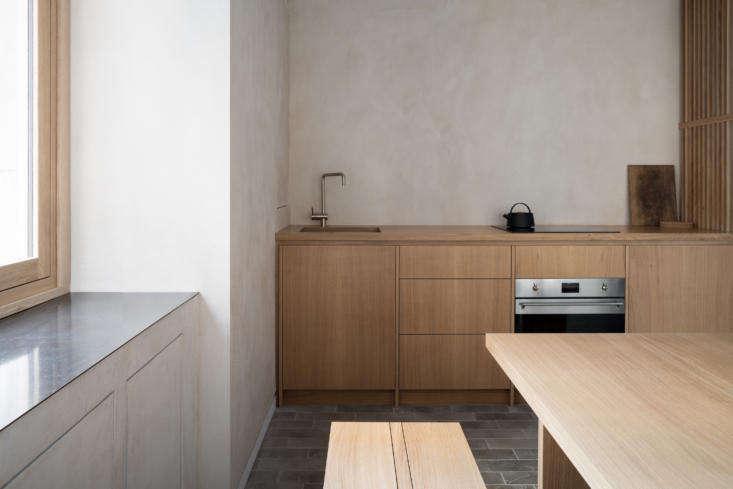 Porteous Studio custom kitchen, Edinburgh, Izat Arundell design. Zac & Zac photo.