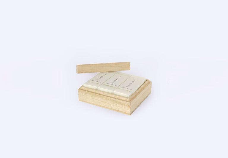 syuro three soap set moth chicago cover