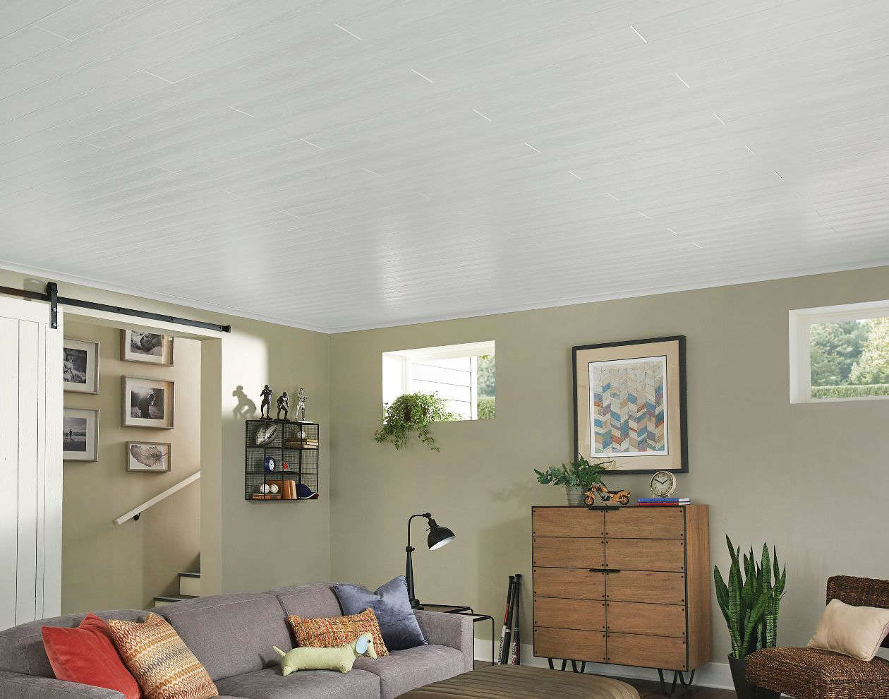 Remodeling Hack: An Easy (and Affordable) Way to Update Your Basement