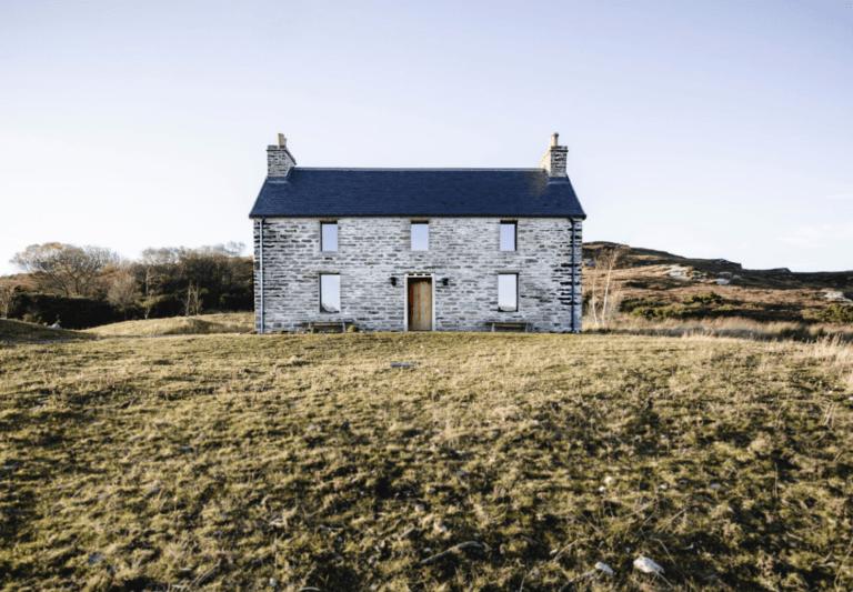 kyle house scotland exterior