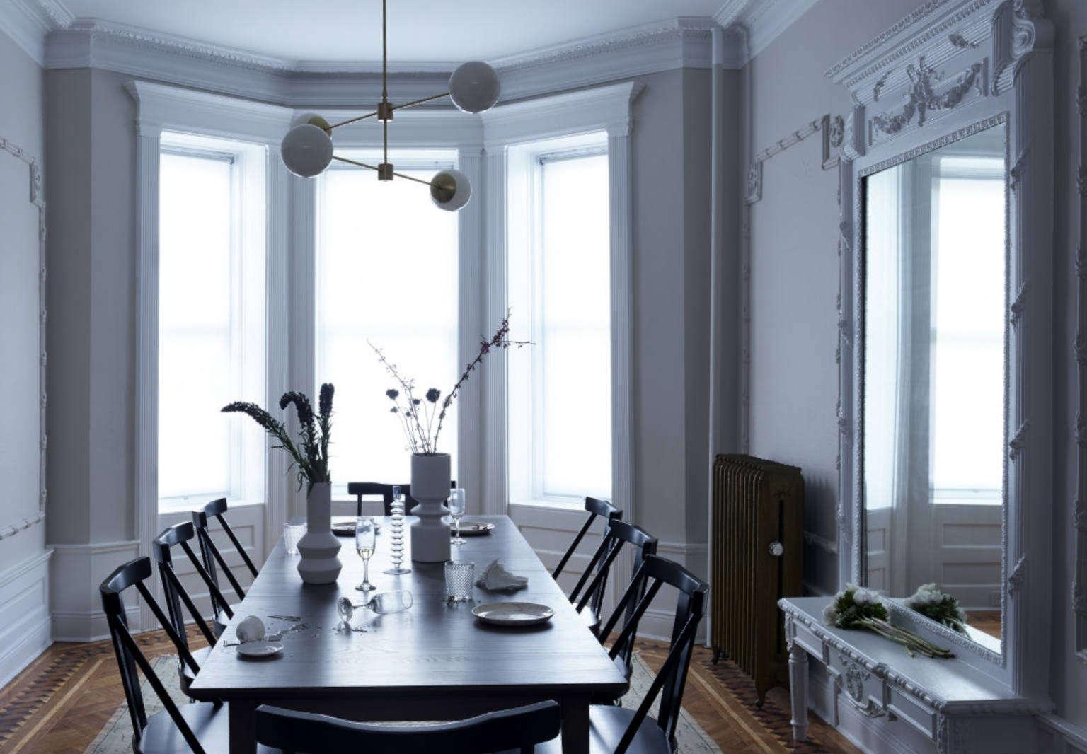 arthurs brooklyn brownstone dining room james john jetel