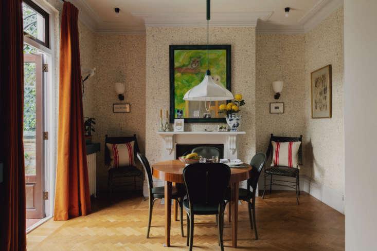 Beata Heuman London Dining Room, Courtesy of The Modern House