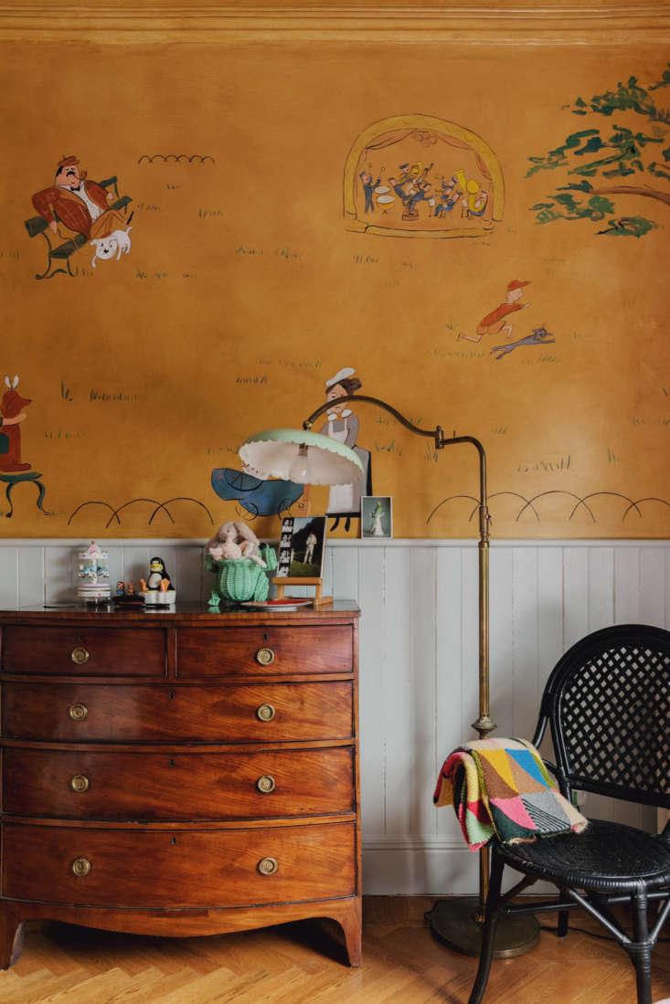 Beata Heuman London Kids Room, Courtesy of The Modern House