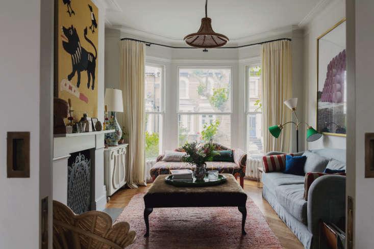 Beata Heuman London Living Room, Courtesy of The Modern House