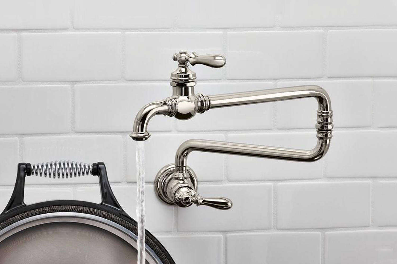 10 Easy Pieces: Traditional Pot Filler Faucets