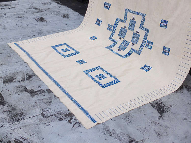 Five | Six Textiles: From Côte d'Ivoire, 'Mindfully Crafted' Bedspreads, Throws, and More