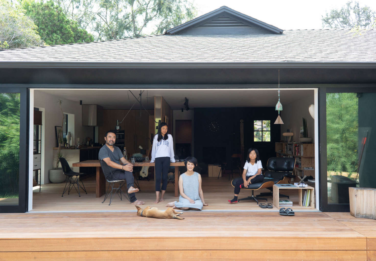 creative spaces poketo takashi yanai family