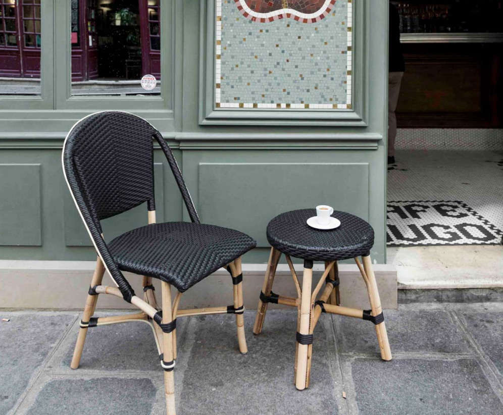 10 Easy Pieces: French Bistro Chairs, High to Low