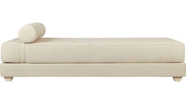 CB2's Lubi Sleeper Daybed, in natural, is $899.