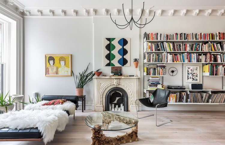 Second Time's the Charm: 'A Renovation of a Renovation' in a Brooklyn Duplex