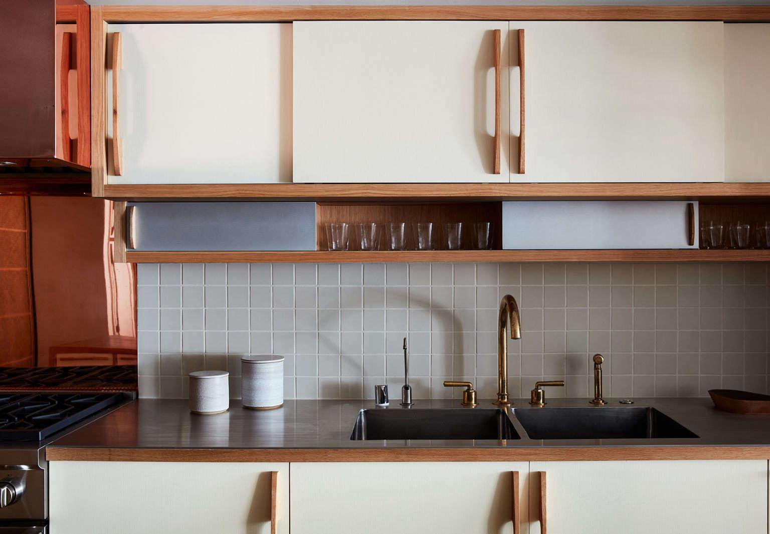 commune design santa montica apartment kitchen week1