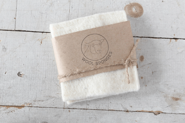 Natural Wool Sponges