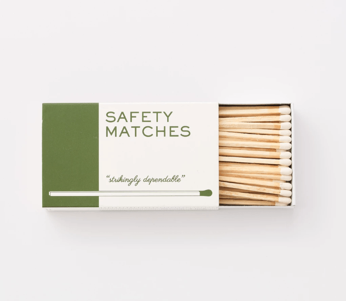 Oversized Safety Matches Schoolhouse Electric