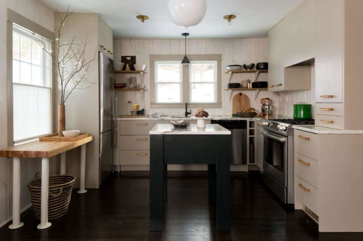 Dumais kitchen Litchfield, CT. Allegra Anderson photo.