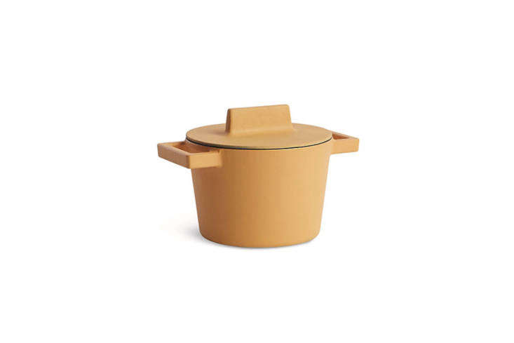 Sambonet Terra Cotto Large Round Saucepot with Lid
