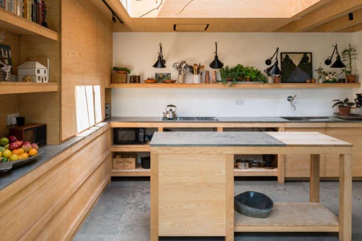 Blenheim Grove London Kitchen of the Week by Jonathan Nicholls of Hayhurst & Co.