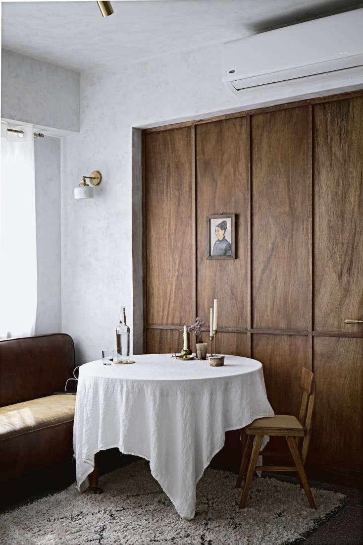 Mandy Lee Lady & Pups Hong Kong Apartment Dining Room