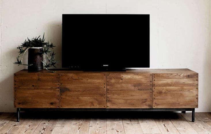 Truck Furniture Dock TV Board