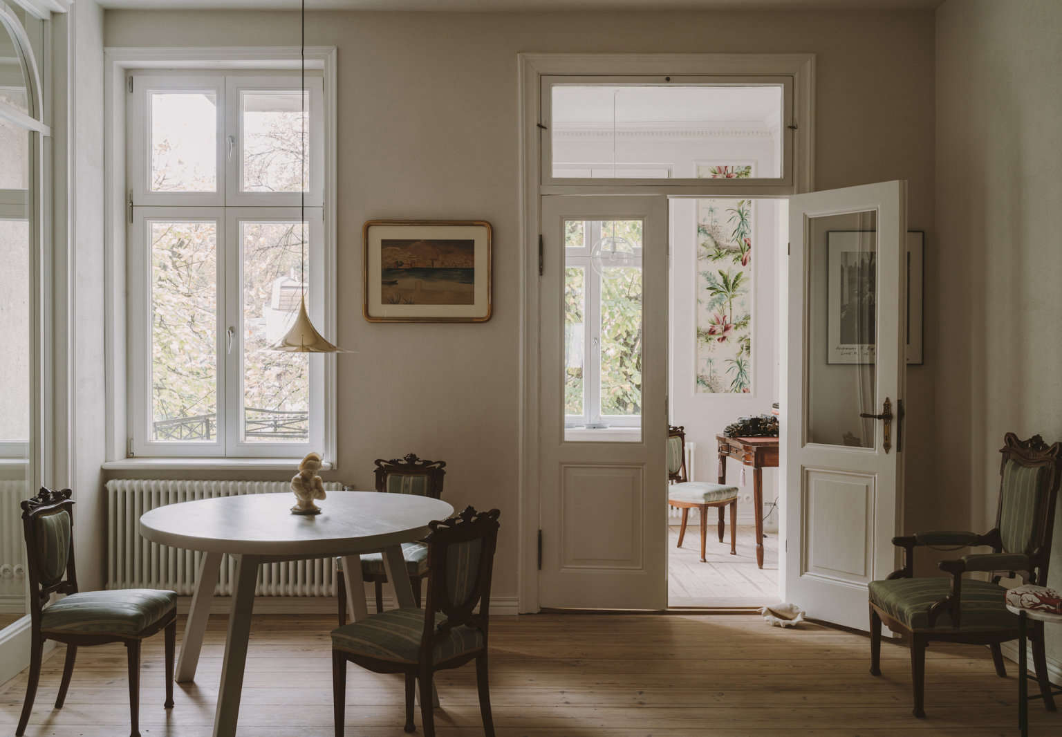 colombe studio sopot apartment pion dining