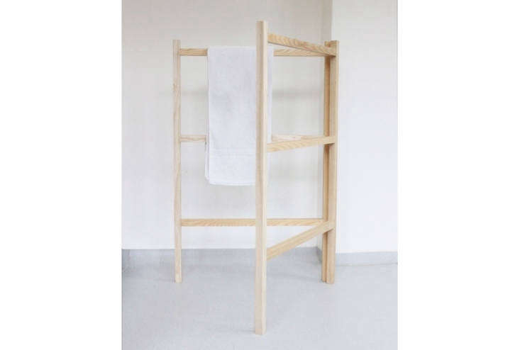 Folding Towel Holder by Matela