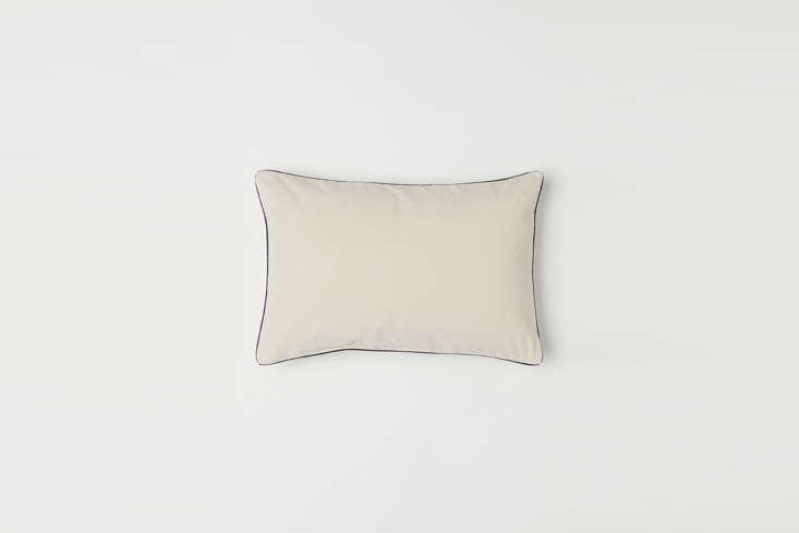H&M Cotton Velvet Cushion Cover