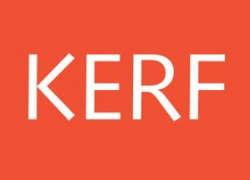kerf design round logo