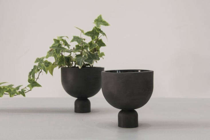Mia Modern Ceramic Planter by One Many