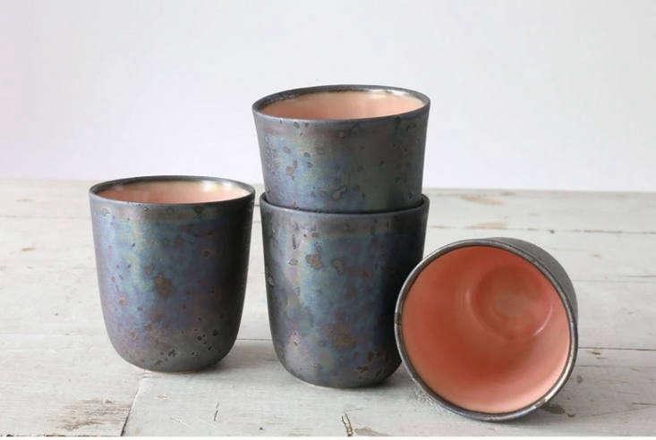 One Kiln Ceramics' Ash Glazed Cup at Alder and Co. Shop
