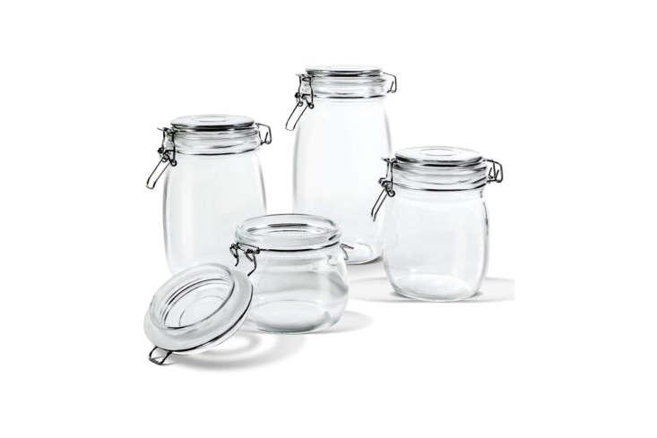 Mast Home Glass Storage Jars