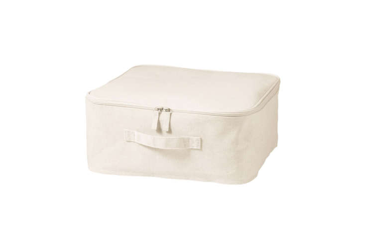 Muji Square Soft Box with Lid