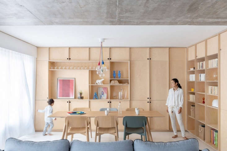 Sacha Apartment by Sabo Project in Paris, Hero Image
