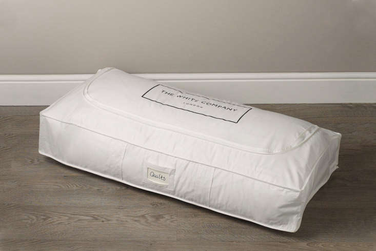 The White Company Cotton Under-Bed Storage Bag