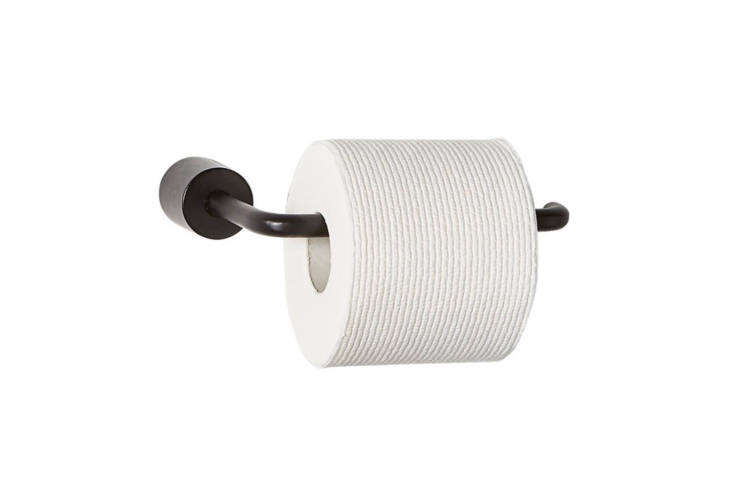 CB2 Rough Cast-toilet-paper-holder