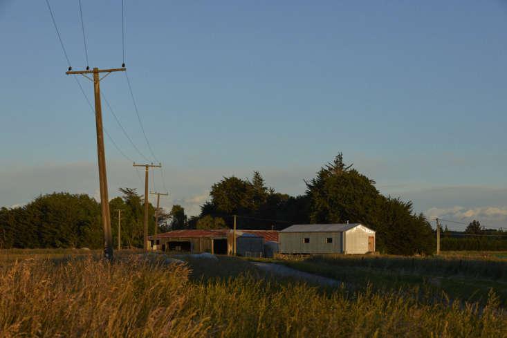 Converted shearing shed, architect Ben Daly, Palace Electric, Canterbury, NZ. , Canterbury, NZ. Samuel Hartnett photo.
