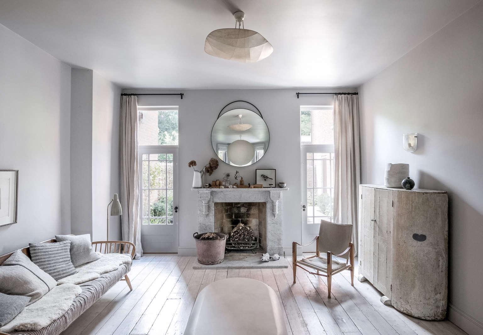 Design Luminary Faye Toogoods FamilyFriendly Minimalist Apartment portrait 3
