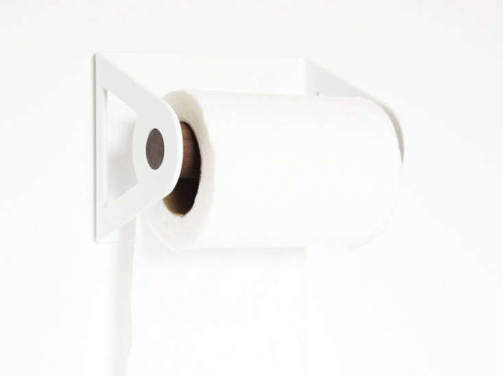 Petrified Designs toilet paper holder