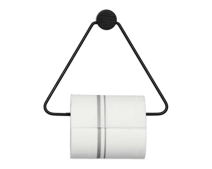 Ferm Living toilet roll holder.
