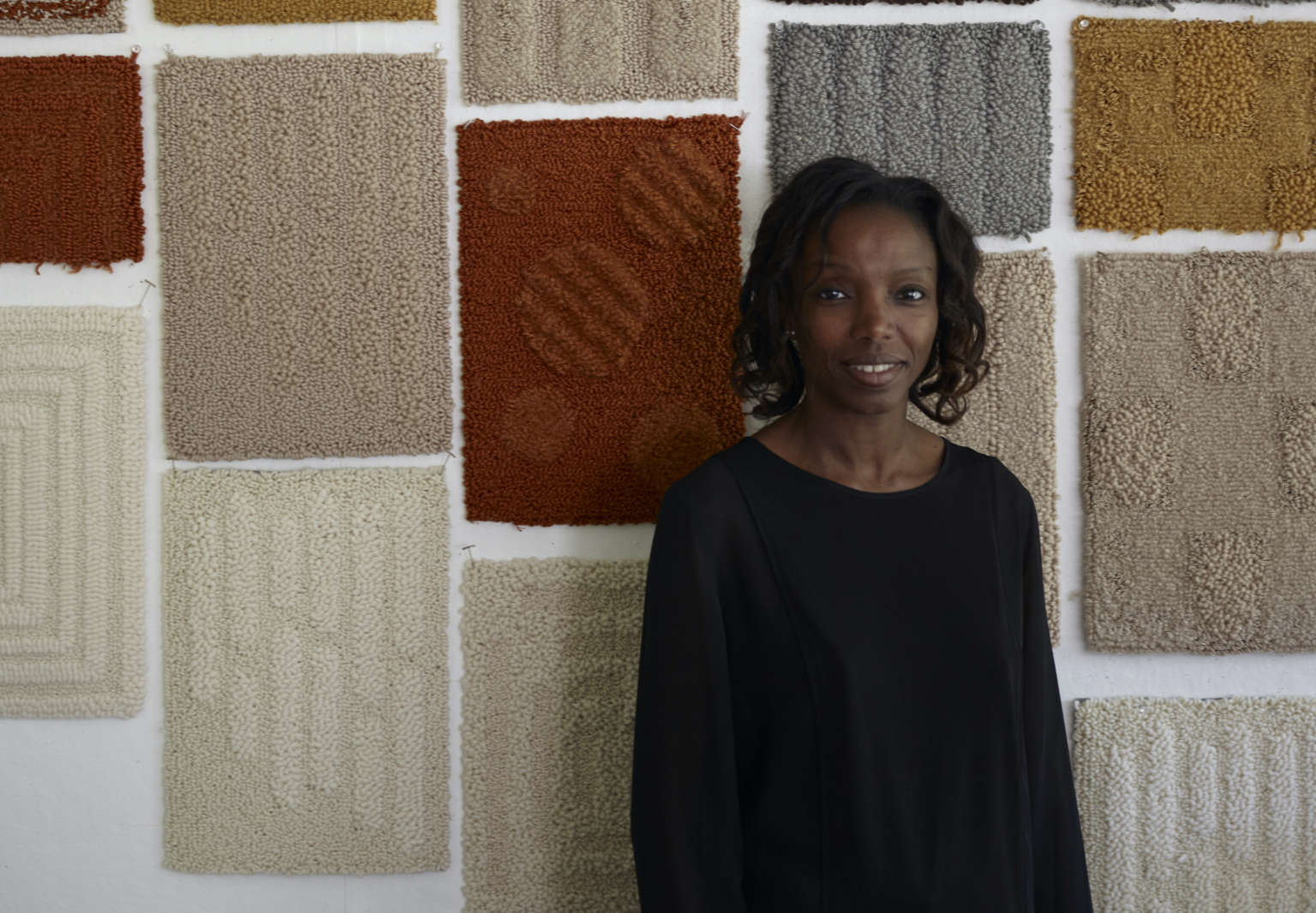sylvie johnson art director merida atelier rugs hero