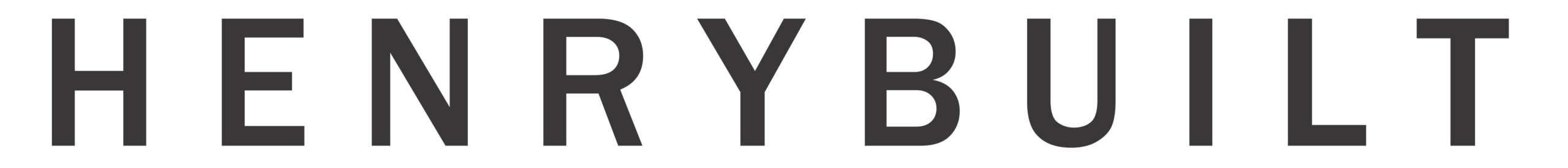 henrybuilt logo long 9