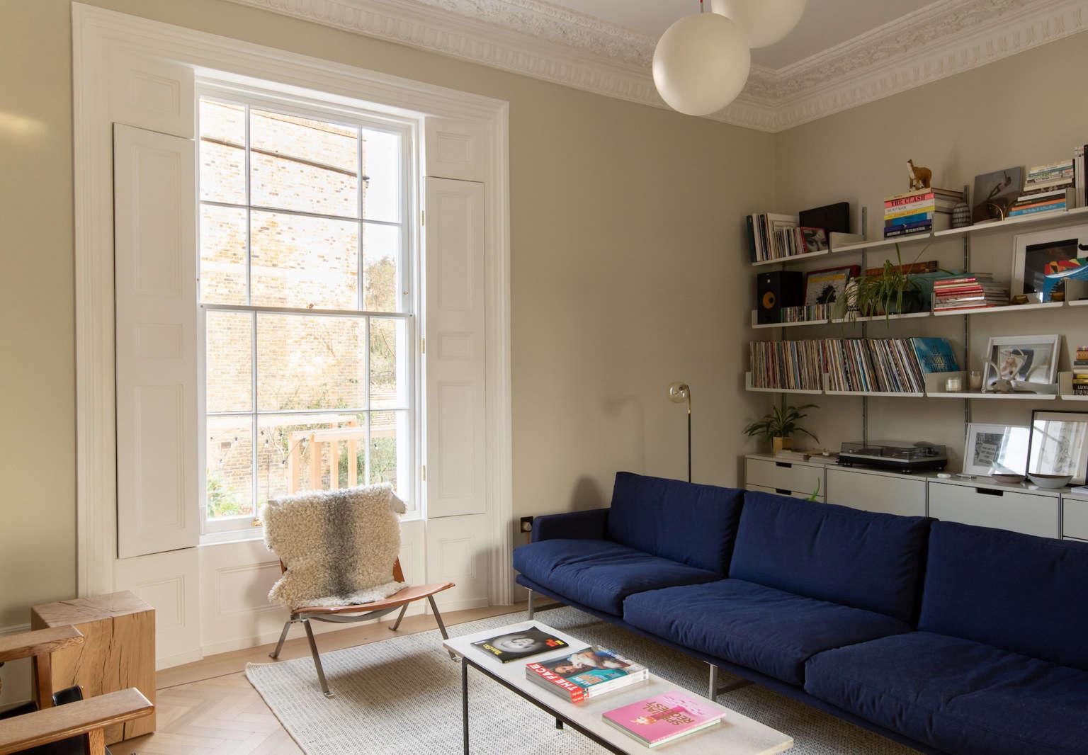 fraher findlay artists house adam scott sitting room1