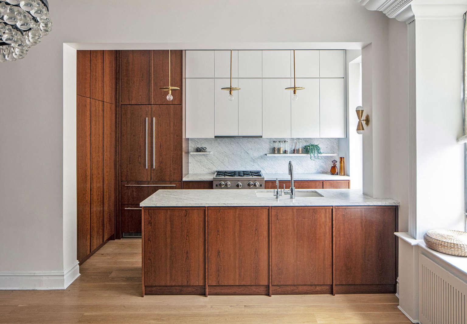 nyc galley kitchen lauren wegel design photo ed hueber arch photo 1 1536x1066