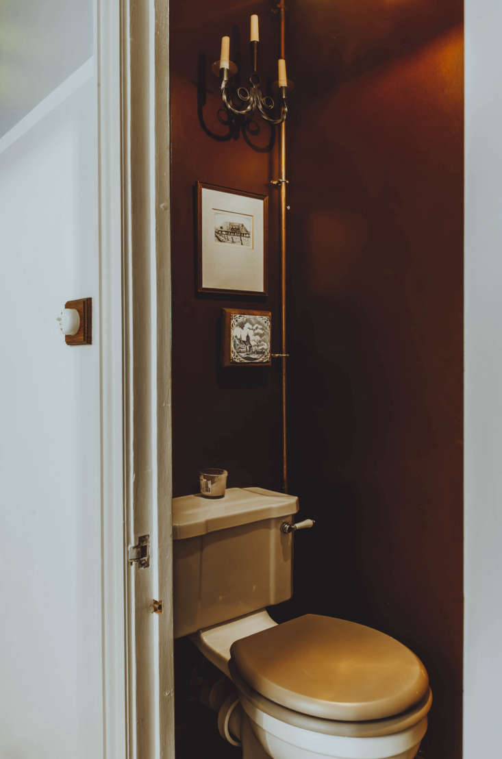 and the auburn hued powder room. &#8\2\20;all things should have stories,&a 21