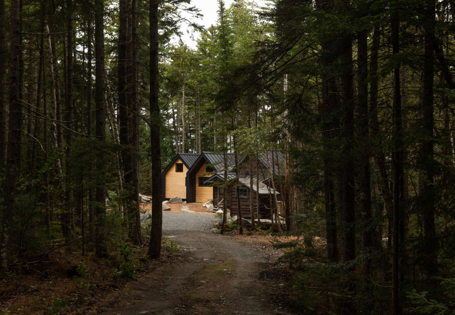 Rock Camp A ClassicMinimal Lake Cabin in Maine by an UpandComing Architect portrait 3