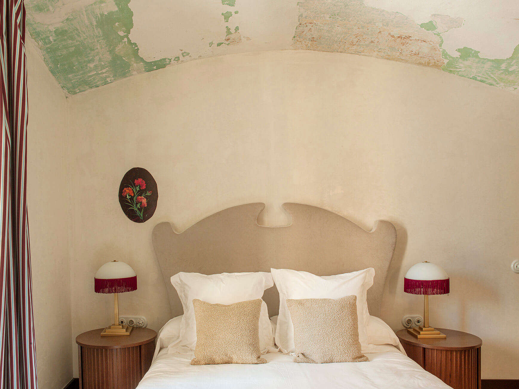 La Bionda Hotel in Begur, Spain on the Costa Brava: A Stylish, Eco Hotel Designed by Quintana Partners