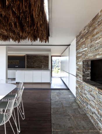 Plane House Interior - K-Studio