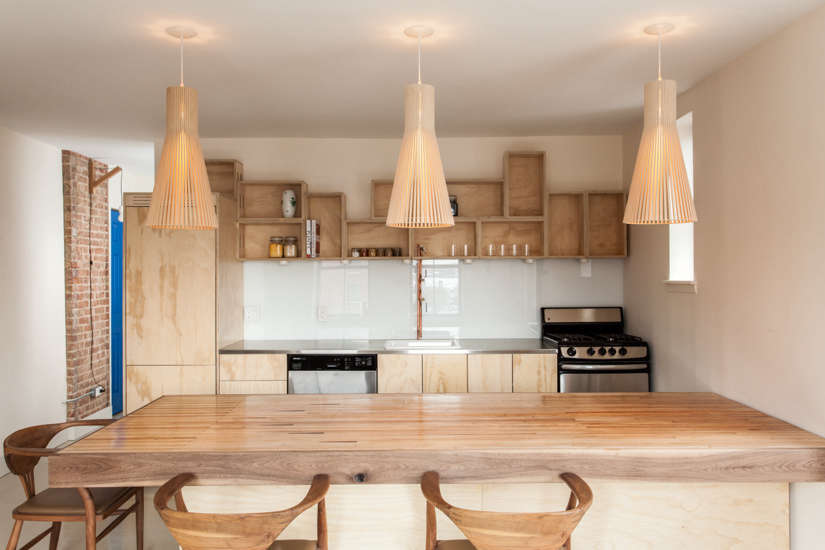recycled content kitchen by co adaptive architecture 2