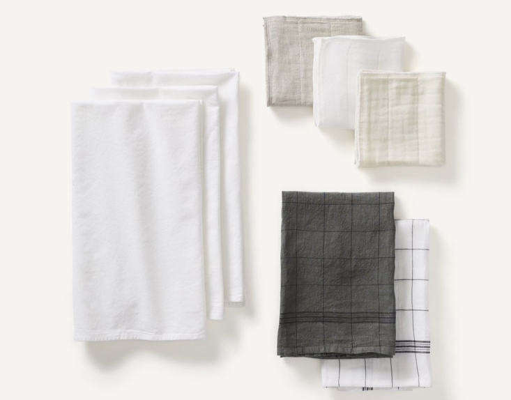 Kitchen Linens by Kept